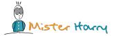 logo Mister Harry
