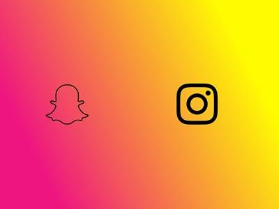actu snapchat instagram